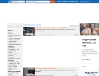 blossvale.americanlisted.com screenshot