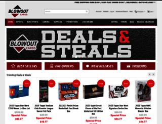 blowoutcards.com screenshot