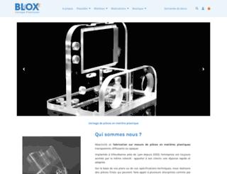 blox.fr screenshot