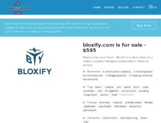 bloxify.com screenshot