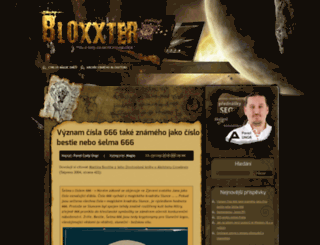 bloxxter.info screenshot