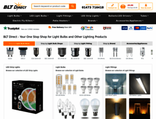 bltdirect.com screenshot