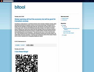 bltool.blogspot.com screenshot