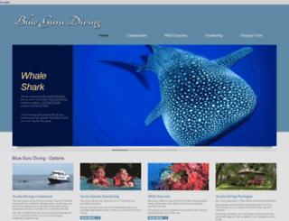 blue-guru.org screenshot