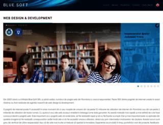 blue-soft.com screenshot