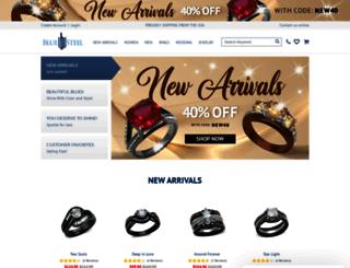blue-steel-2.myshopify.com screenshot