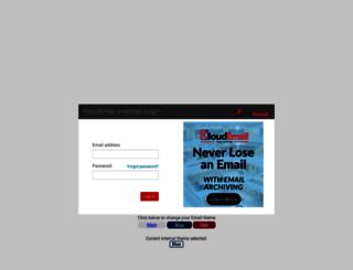 blue.karthost.com screenshot