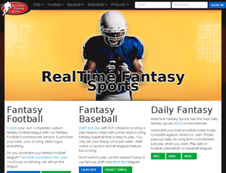 blue.rtsports.com screenshot