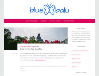 bluebalu.com screenshot