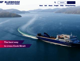 bluebridge.co.nz screenshot