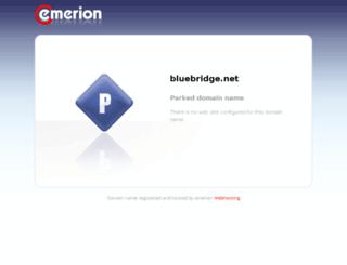bluebridge.net screenshot