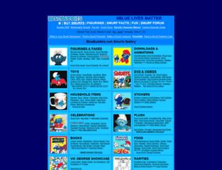 bluebuddies.com screenshot