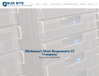 bluebytetech.com screenshot
