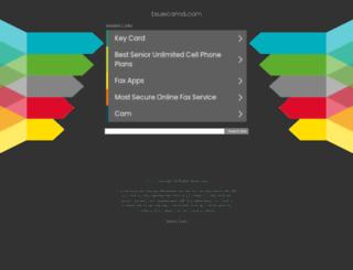 bluecamd.com screenshot