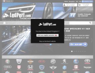 bluecars.net screenshot