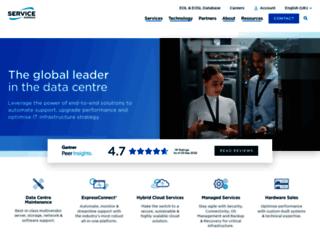 bluechip.co.uk screenshot
