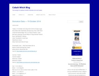bluecobaltglass.com screenshot