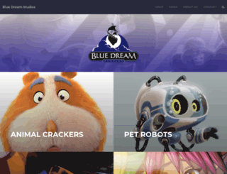 bluedreamstudios.com screenshot