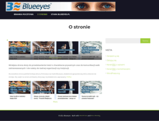 blueeyes.pl screenshot