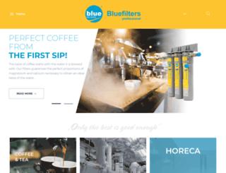 bluefilter.net screenshot