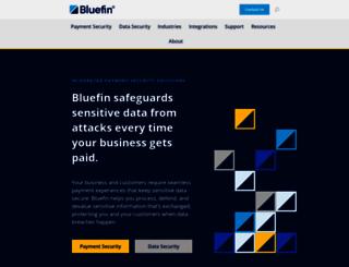 bluefin.com screenshot