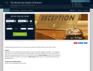 bluefinbay-familytofte.hotel-rn.com screenshot