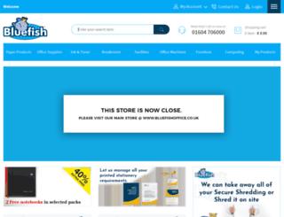bluefish.easyorder.eu screenshot