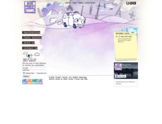 blueforesttravel.com screenshot