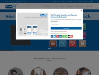 bluegic.com screenshot