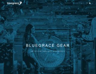 bluegracegear.com screenshot