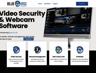 blueirissoftware.com screenshot