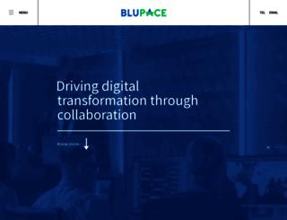 blueit-services.co.uk screenshot