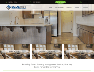 bluekeypm.com screenshot