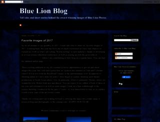 bluelionphotos.blogspot.com screenshot