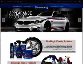 bluemagicusa.com screenshot