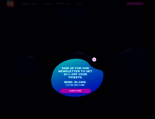 blueman.com screenshot