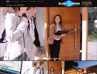 bluemoonnambour.com screenshot