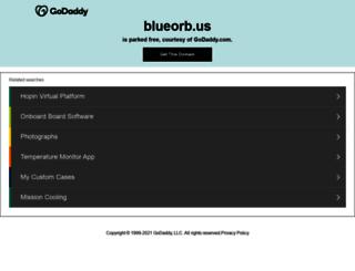 blueorb.us screenshot