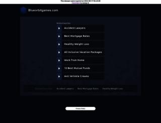 blueorbitgames.com screenshot