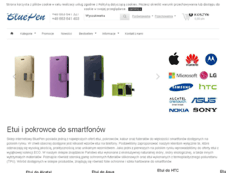bluepen365.com screenshot