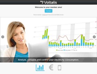 bluepod.voltalis.com screenshot