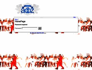 blueprint.adbzco.com screenshot