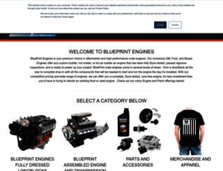 blueprintengines.com screenshot