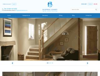 blueprintjoinery.com screenshot