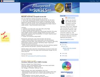 blueprintkesuksesan.blogspot.com screenshot
