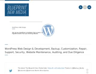 blueprintnewmedia.com screenshot