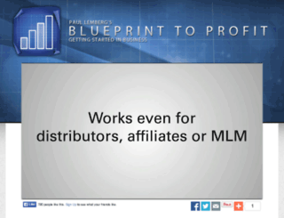 blueprintstoprofits.com screenshot