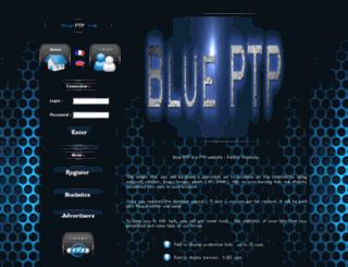 blueptp.fr screenshot