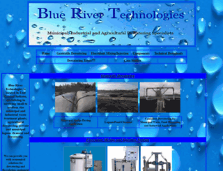 blueriverdewater.com screenshot