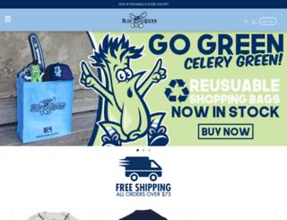 bluerocks.milbstore.com screenshot
